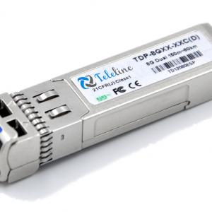8G 1310NM 2KM SFP+ OPTICAL TRANSCEIVER