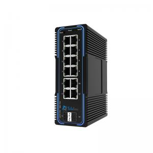 TLM500-12GT2GS 12 Ports 10/100/1000MBase and 2 SFP Slots Managed Industrial Switch